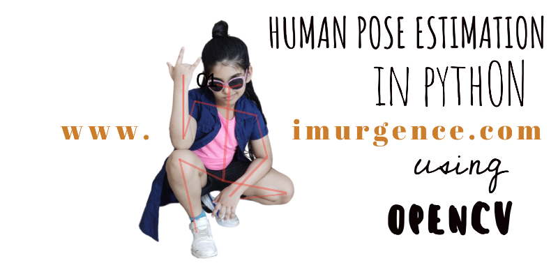 How to do Human Pose Estimation in Python using OpenCV