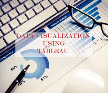 Data Visualisation using Tableau