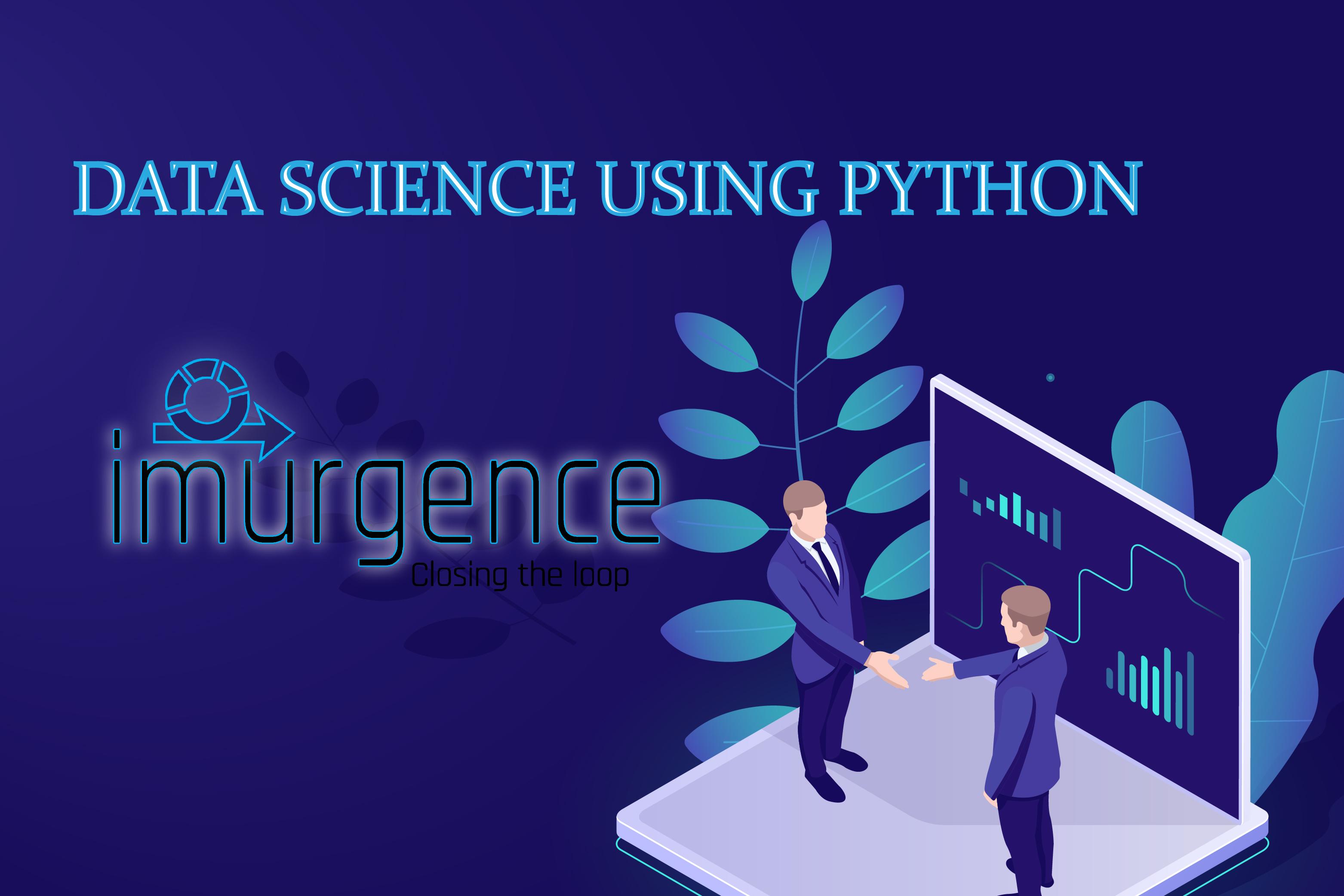 Certificate Program in Data Science using Python