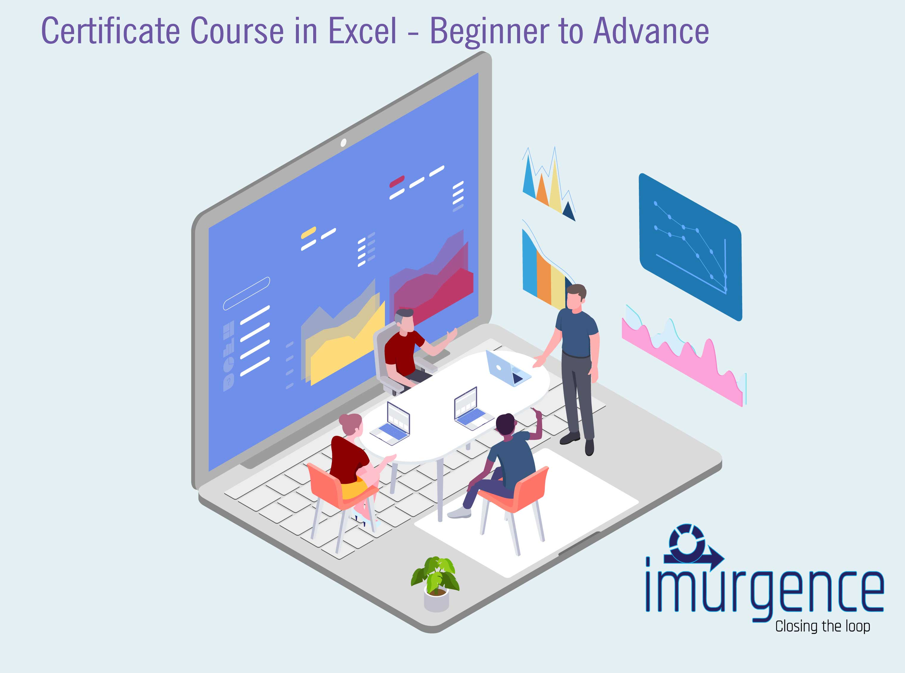 Certificate Course in Excel